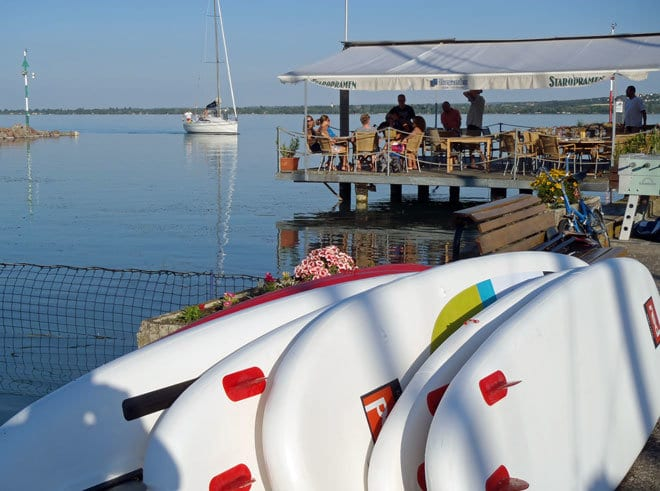 THE Yachtclub Tihany